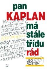 Pan Kaplan ma stale tridu rad (Leo Rosten)