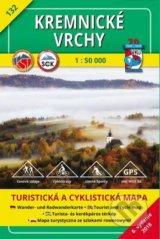 Kremnicke vrchy - turisticka mapa c. 132 (Kolektiv autorov)