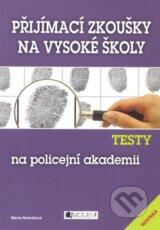 Testy na policejni akademii (Marta Nedvedova)