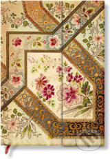 Paperblanks - adresar Filigree Floral Ivory