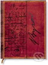 Paperblanks - Byron, Don Juan - MINI - linajkovy