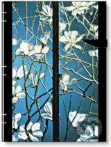 Paperblanks - Tiffany Magnolia - ULTRA - linajkovy