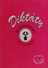 Diktaty zo slovenciny pre 3. a 4. rocnik zakladnych skol