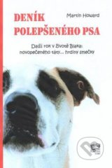 Denik polepseneho psa (Martin Howard)