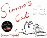 Simon's Cat in his very own book