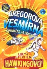 Gregorova vesmirna nahanacka za pokladom (Lucy Hawking, Stephen Hawking)