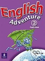 English Adventure 2 (Anne Worrall)