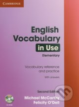 English Vocabulary in Use - Elementary (+ CD)