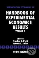 Handbook of Experimental Economics Results - Charles R. Plott, Vernon L. Smith