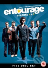 Entourage: Complete Season 1 And 2