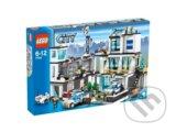 LEGO City 7744 - Policajna stanica
