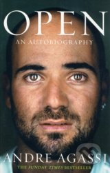 OPEN An Autobiography: Andre Agassi (paperback)