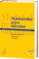 Medzinarodne pravo sukromne (Natalia Stefankova, Peter Lysina a kol.)