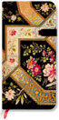 Paperblanks - Filigree Floral Ebony - SLIM - linajkov�
