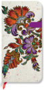 Paperblanks - Flor de Pasi�n Ivory - SLIM - linajkov�