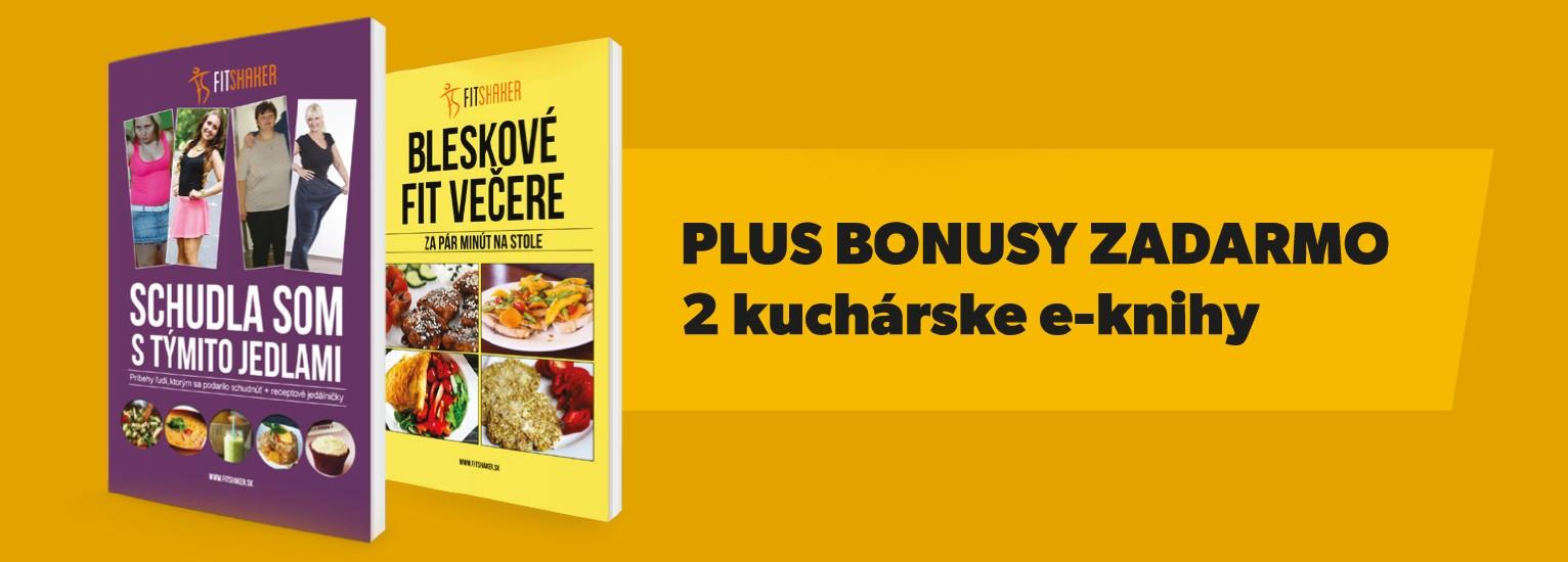 2 kuchárske e-knihy zadarmo