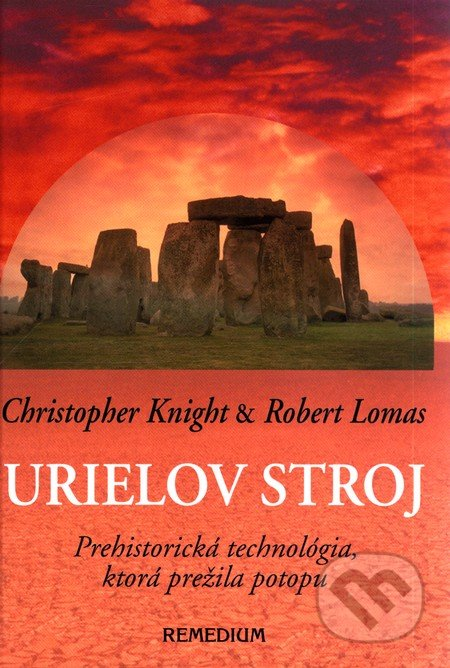 Urielov stroj - Christopher Knight, Robert Lomas