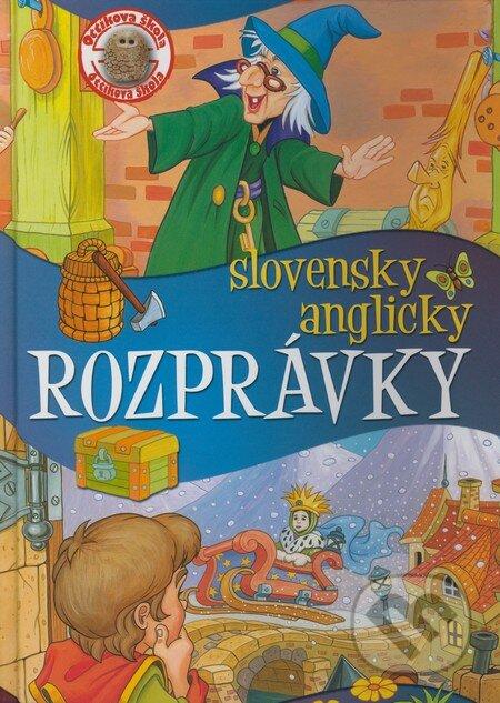 d0278e4ea Kniha: Rozprávky slovensky anglicky (Ottovo nakladateľstvo) | Martinus