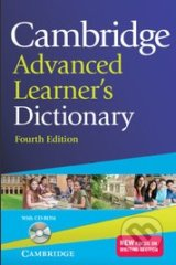 Cambridge Advanced Learner's Dictionary -