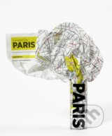 Crumpled City Map: Pariž -