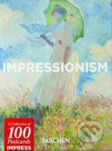 Impressionism (Postcard book or pack ) -